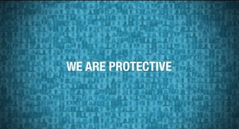 Video thumbnail that reads We Are Protective