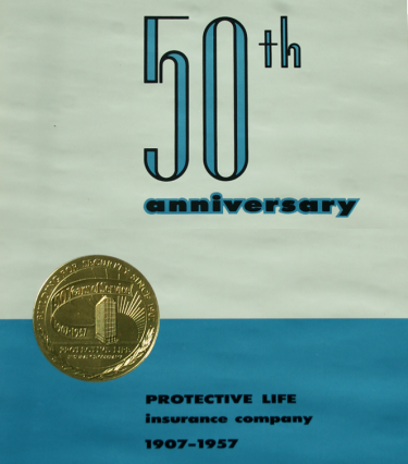 picture of 50th anniversary booklet