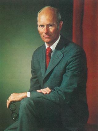 Billy Rushton Portrait
